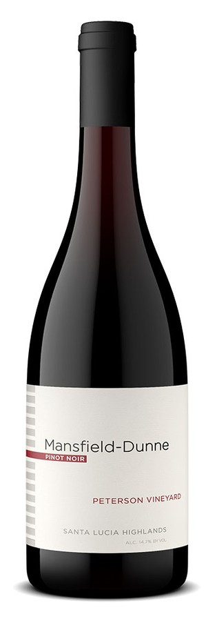 2014 Peterson Vineyard Pinot Noir